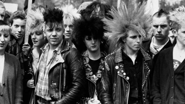 Punks For Peace