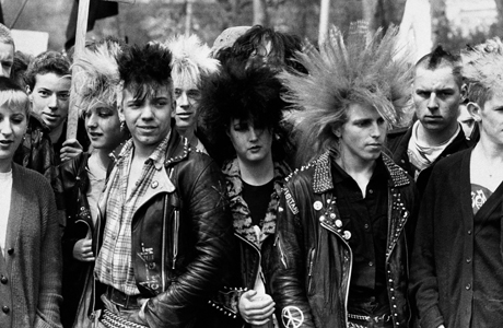 Punk fashion - Wikipedia 100