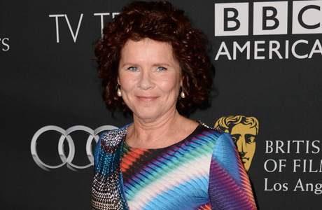Imelda Staunton at the BAFTA TV Tea Party on September 21.  (Photo: Dan Steinberg/Invision/AP)