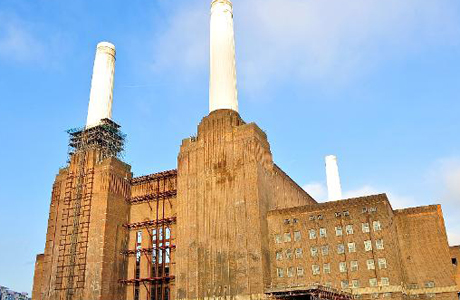 This will be the last chance to view the power station before it goes under renovations. (VisitLondon)
