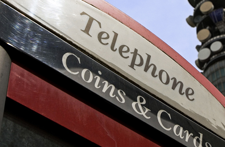 A British man grew tired of being interrupted by cold callers. (AP)
