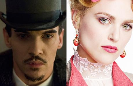 Jonathan Rhys Meyers stars in this period drama opposite Katie McGrath. (NBC)