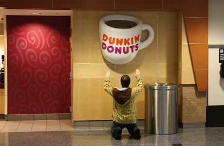 Will Dunkin' Donuts popularity catch on in the UK? (GOAG)