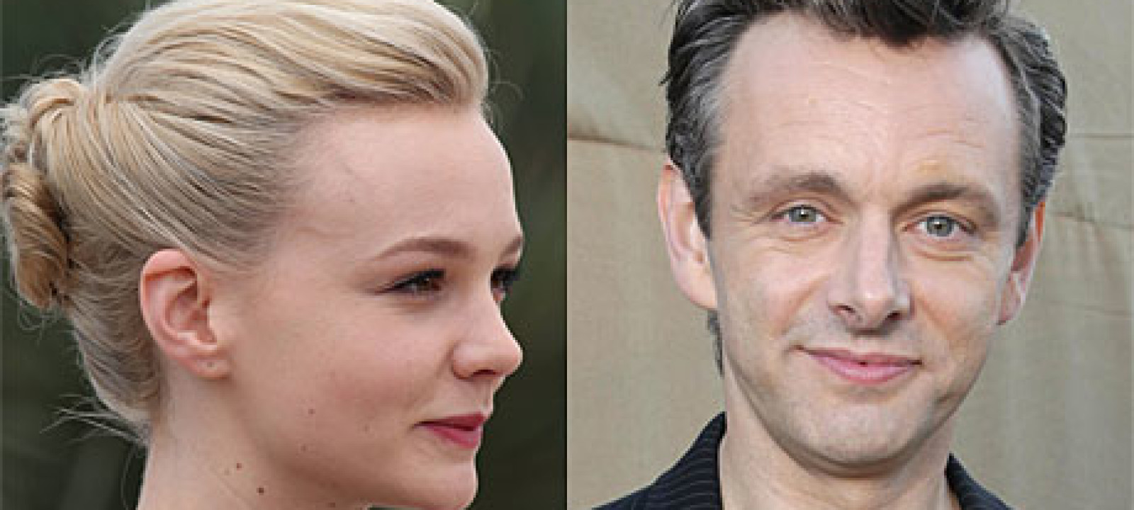 Carey Mulligan and Michael Sheen