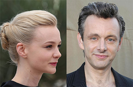 Carey Mulligan and Michael Sheen (AP Images)