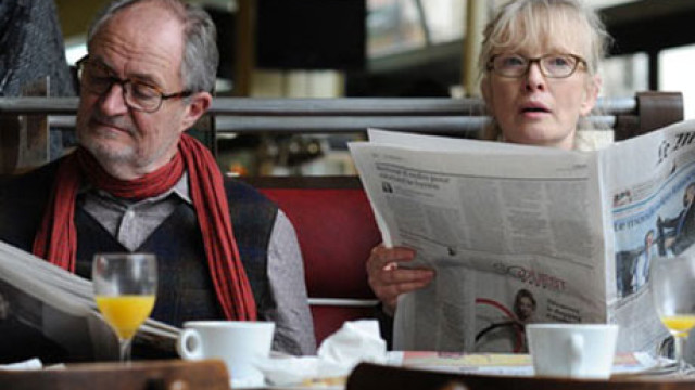 Jim Broadbent and Lindsay Duncan in 'Le Week-End'