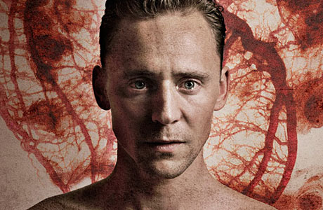 Tom Hiddleston in 'Coriolanus'