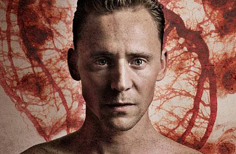 Tom Hiddleston in 'Coriolanus'