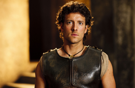 Jack Donnelly as Jason in 'Atlantis' (Photo: BBC AMERICA)