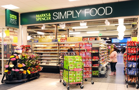 American chains could learn a thing or two from the organized, inviting spaces of British supermarkets like Marks & Spencer. (Photo: Creative Commons)