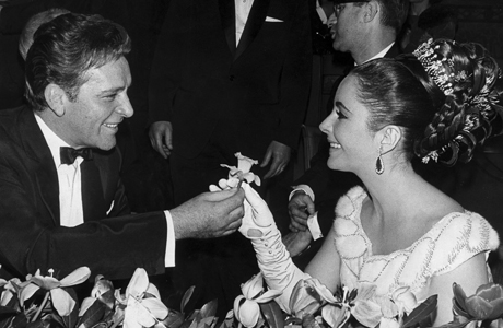 Richard Burton Elizabeth Taylor Wedding