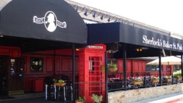 Sherlock Baker St. Pub