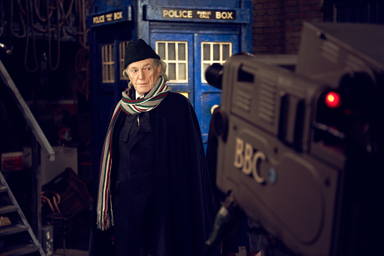 David Bradley as William Hartnell in 'An Adventure in Space and Time.' (Photo: BBC AMERICA)