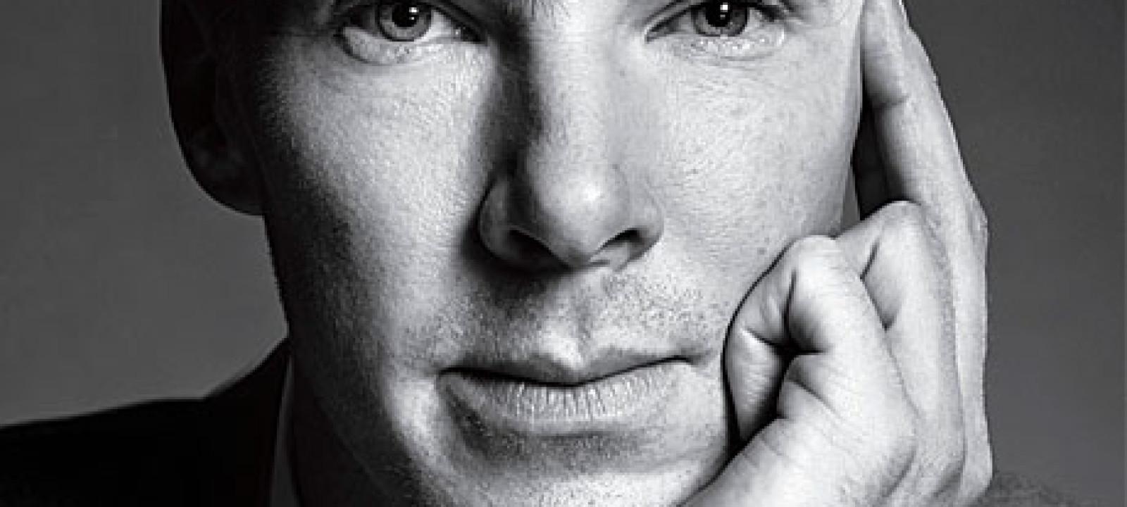 Benedict Cumberbatch's Time magazine cover