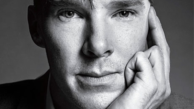 Benedict Cumberbatch's Time magazine cover