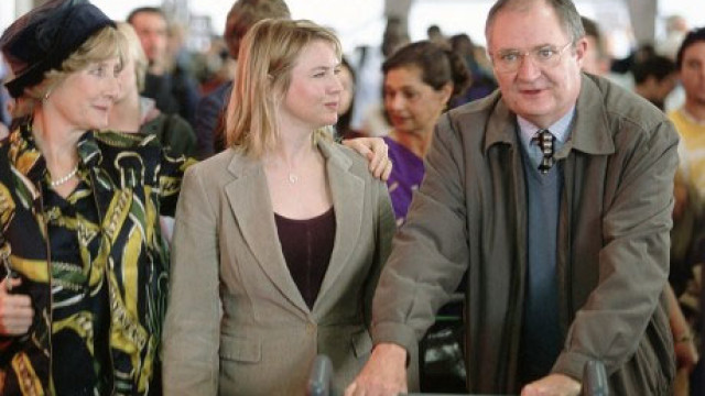 bridgetjonesJim Broadbent (R) and Renee Zellweger in 'Bridget Jones: the Edge of Reason'