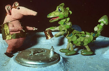 The Clangers are making a comeback.