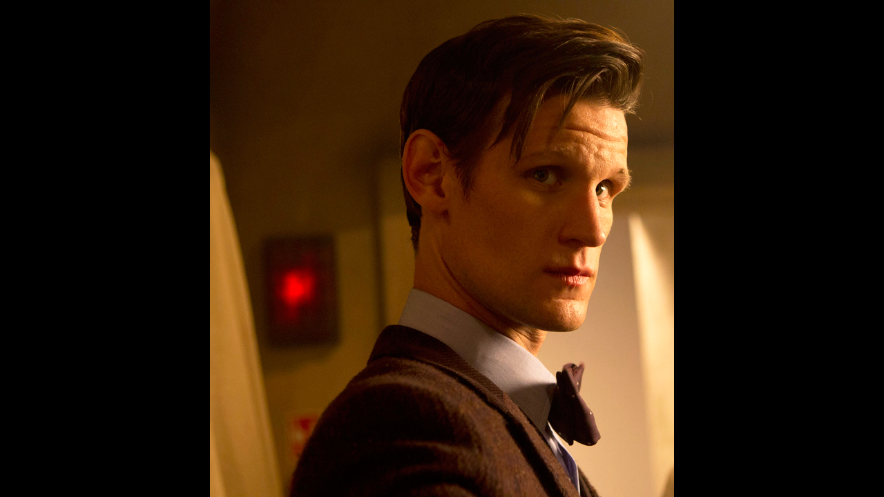 Matt Smith as the Eleventh Doctor (Photo: BBC)