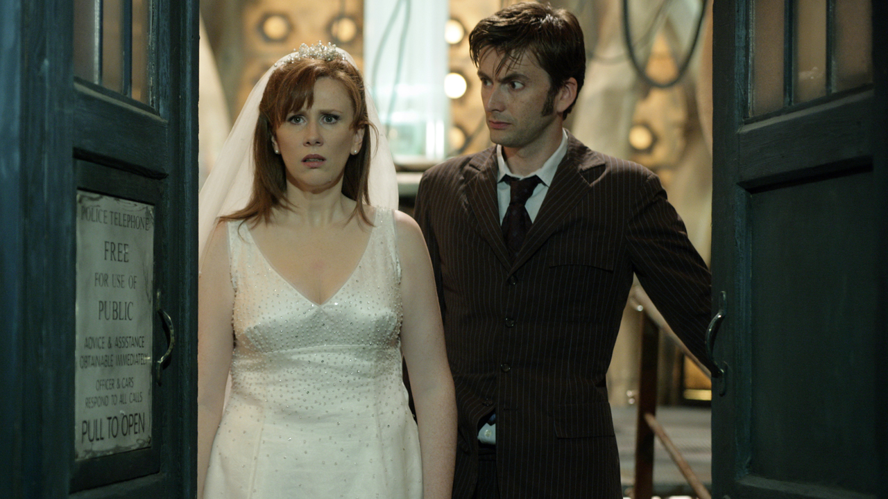 """That's how I see the universe. Every waking second I can see what is, what was, what could be, what must not. It's the burden of a Time Lord, Donna, and I'm the only one left."" - The Doctor (""The Fires of Pompeii"")"