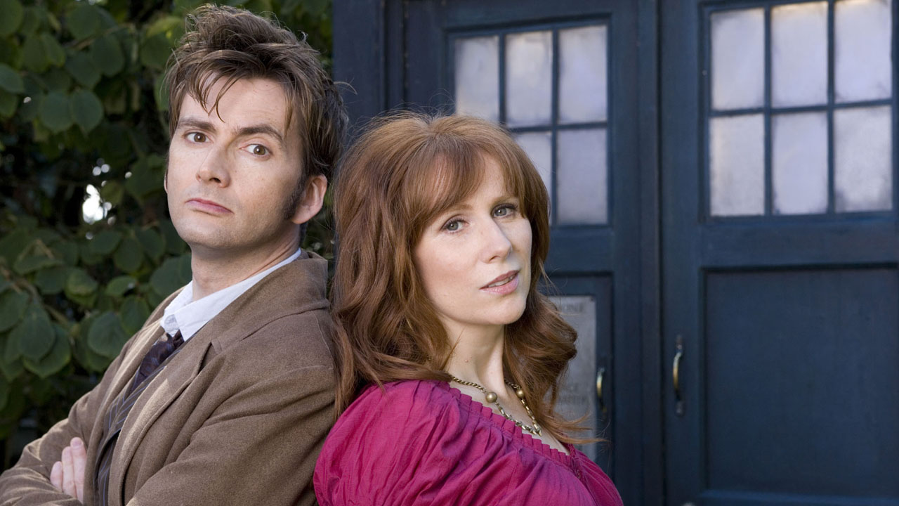 """I just want you to know there are worlds out there safe in the sky because of her. That there are people living in the light and singing songs of Donna Noble a thousand million light years away."" - The Doctor (""Journey's End"")"