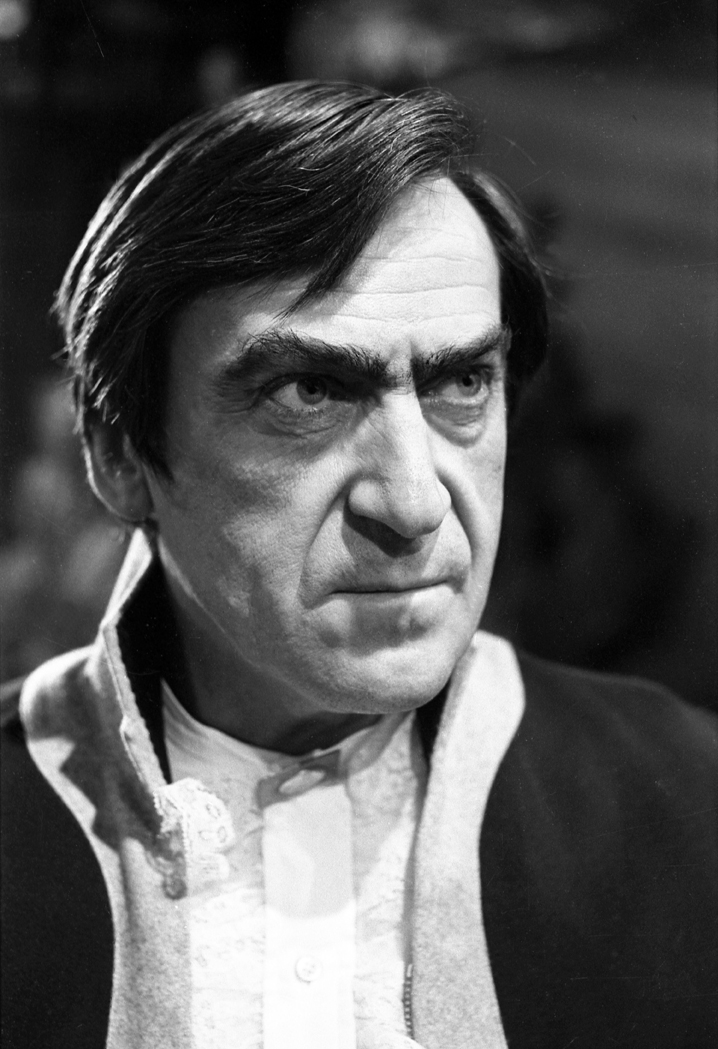 Patrick Troughton in 'The Enemy of the World' (Photo: BBC)