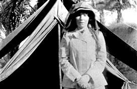Gertrude Bell in Iraq, 1909