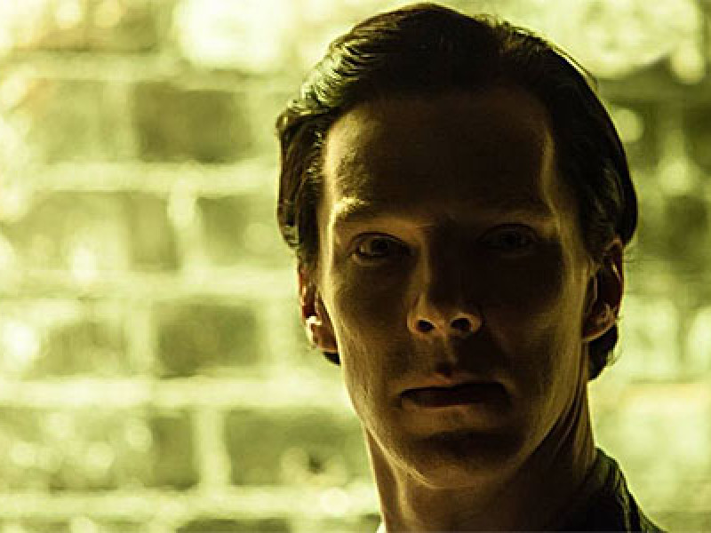 Benedict Cumberbatch in 'Little Favour'