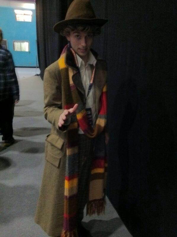 Brett U. as the Fourth Doctor (Photo: Karen Parks)