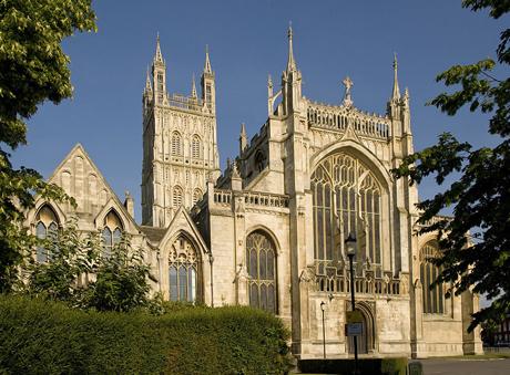 Gloucester, England. (WIKI)