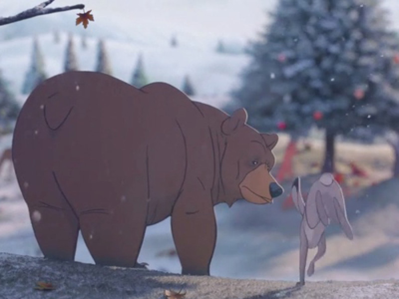 John Lewis, Bear and the Hare