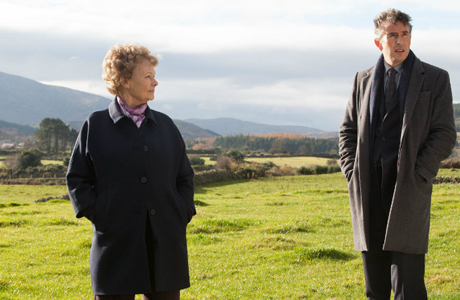 Dame Judi Dench and Steve Coogan team up on and off screen. (Weinstein)