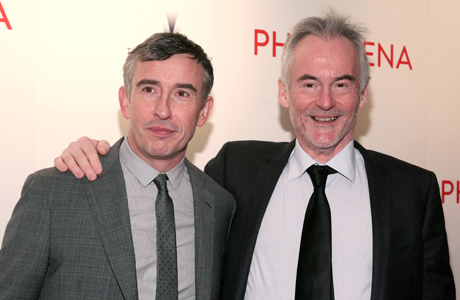 Steve Coogan portrays Martin Sixsmith (right) in Philomena. (Andy Kropa/Invision/AP)