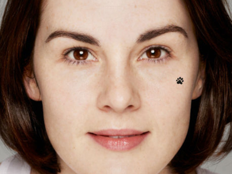 Michelle Dockery, Bearfaced, 460×300