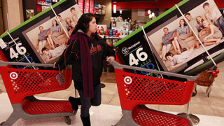 Target, Black Friday