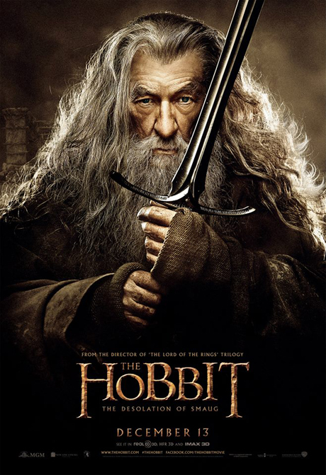 Ian McKellen as Gandalf. (MGM)