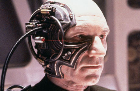 Picard the Borg