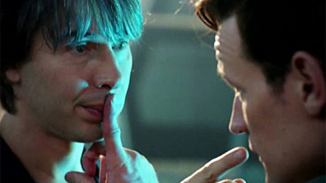 Professor Brian Cox meets the Doctor