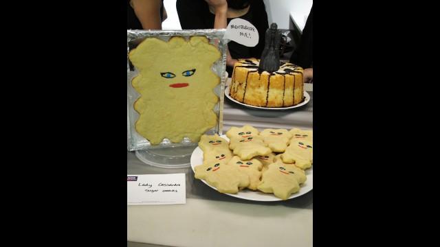 """Moisturize Me!"" - Lady Cassandra sugar cookies"