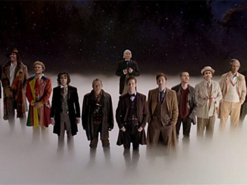 The Twelve Doctors