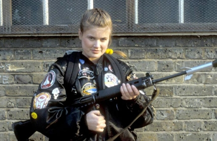 Sophie Aldred as Ace