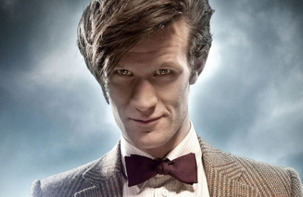 Doctor Who Five Reasons Matt Smith Was Born To Play The