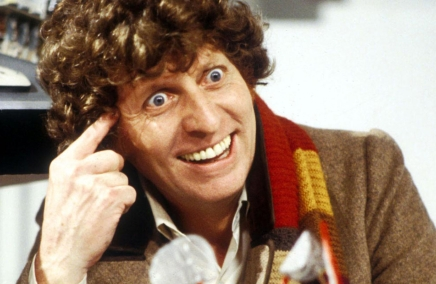 The Fourth Doctor (Tom Baker)