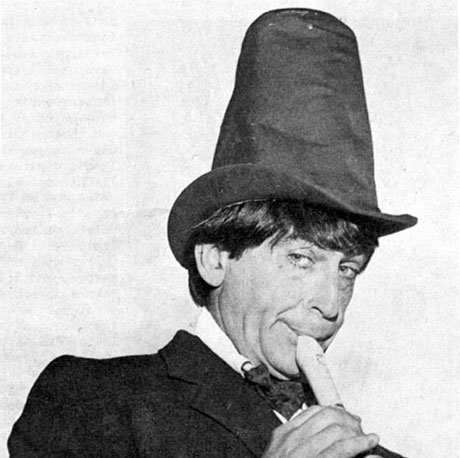 The Second Doctor's Stovepipe Hat