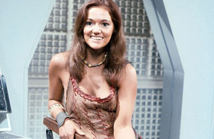 Louise Jameson as Leela