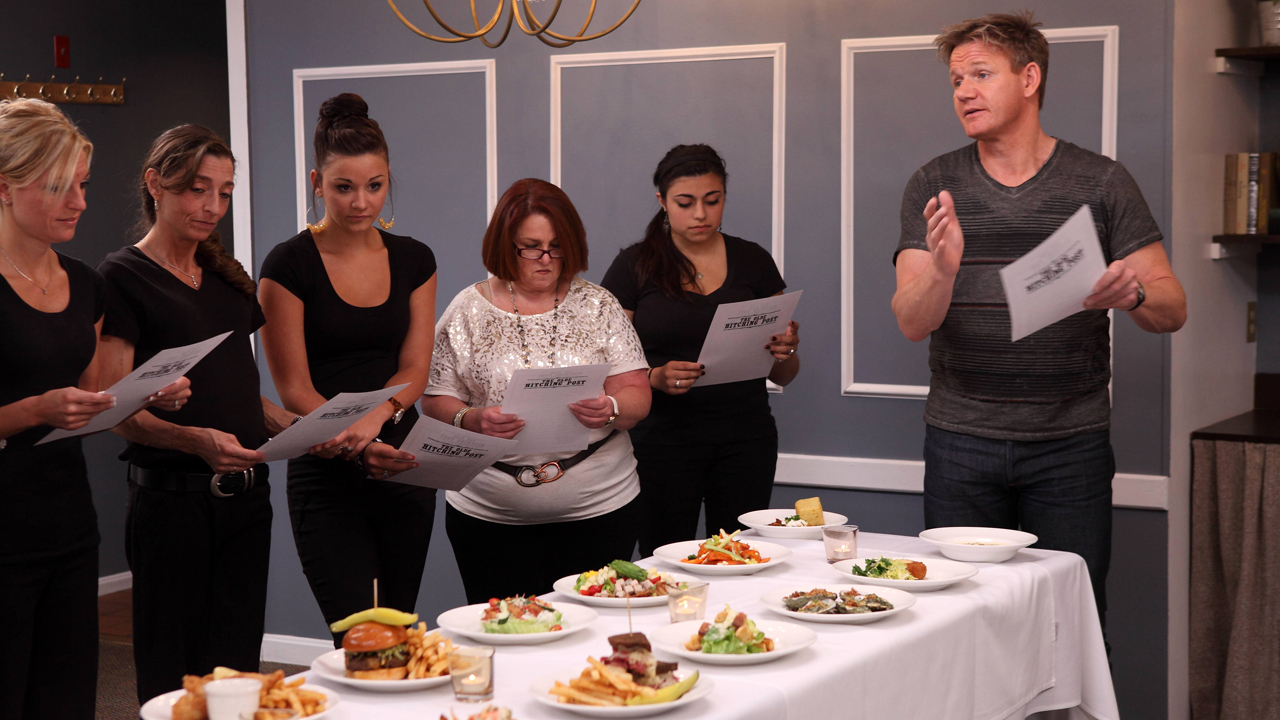 Olde hitching post ramsay s kitchen nightmares bbc america for Kitchen nightmares season 6 episode 12