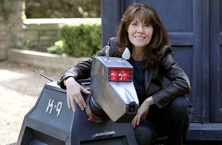 Elisabeth Sladen as Sarah-Jane Smith