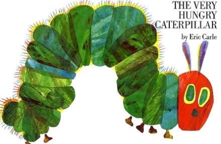 'The Very Hungry Caterpillar'
