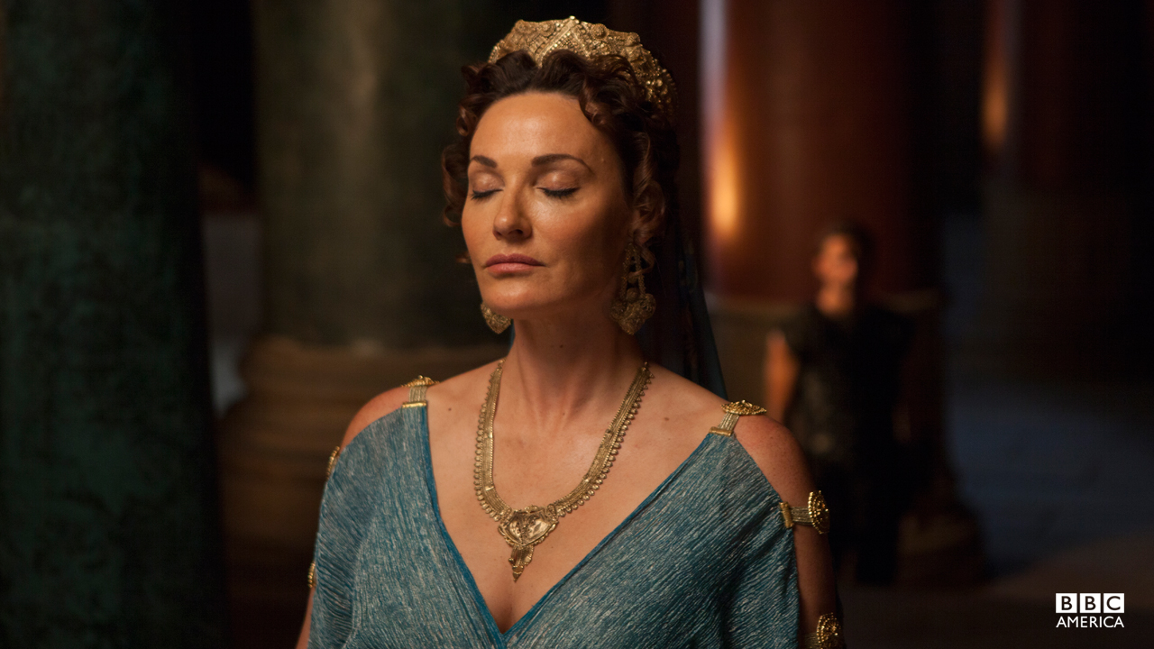 """""""As queen you cannot always follow your heart."""" - Pasiphae"""