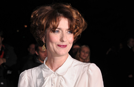 Anna Chancellor at the  Evening Standard Theatre Awards, London, Britain - 17 Nov 2013  (Rex Features/AP)