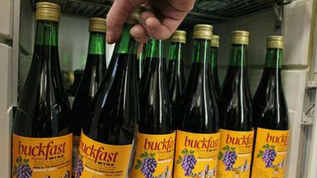 Buckfast Tonic Wine